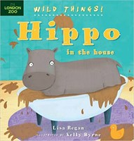 Wild Things! Hippo in the House