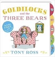 My Favourite Fairy Tale: Goldilocks & the Three Bears (board book)