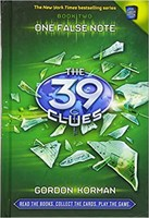 39 Clues 2: One False Note
