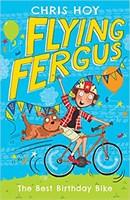 Flying Fergus The Best Birthday Bike Chris Hoy