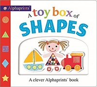 Picture Fit: Alphaprints A Toy Box of Shapes