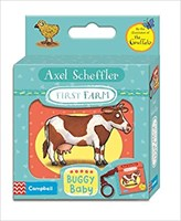 Axel Scheffler First Farm Buggy Book