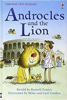 ANDROCLES AND THE LION FR4