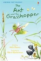 The Ant   The Grasshopper Fr1