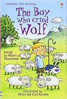 The Boy Who Cried Wolf Fr3