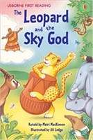 The Leopard And The Sky God Fr3
