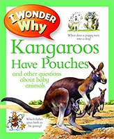 I Wonder Why Kangaroos Have Pouches