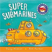 Amazing Machines: Super Submarines