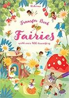 Fairies Little Transfer Book